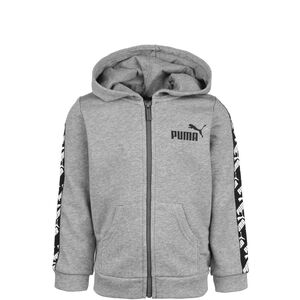 Amplified Hodded Trainingsjacke Kinder, grau, zoom bei OUTFITTER Online