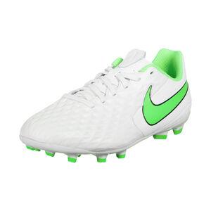 Tiempo Legend 8 Academy MG Fußballschuh Kinder, weiß / grün, zoom bei OUTFITTER Online