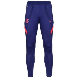 FC Barcelona VaporKnit Strike Trainingshose Herren, dunkelblau / neonrot, zoom bei OUTFITTER Online