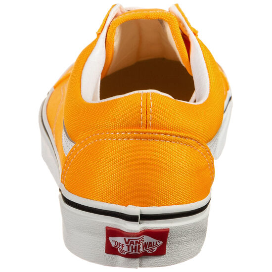 Old Skool Sneaker, orange / weiß, zoom bei OUTFITTER Online