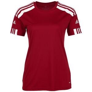 Squadra 21 Fußballtrikot Damen, rot / weiß, zoom bei OUTFITTER Online