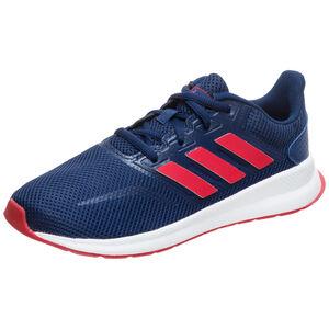 Runfalcon Laufschuhe Kinder, dunkelblau / rot, zoom bei OUTFITTER Online