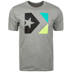 Star Chevron Box T-Shirt Herren, grau, zoom bei OUTFITTER Online