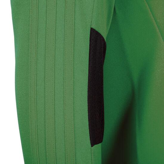 Tiro 17 Longsleeve Kinder, grün / schwarz, zoom bei OUTFITTER Online