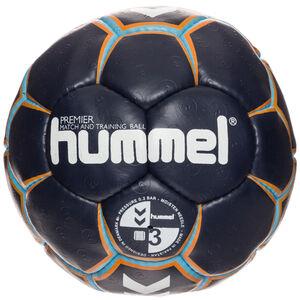 Premier Handball, dunkelblau / orange, zoom bei OUTFITTER Online