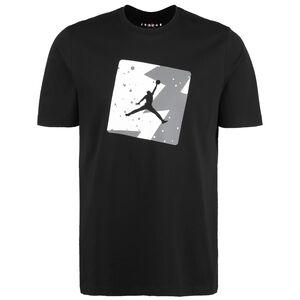 Jordan Poolside T-Shirt Herren, schwarz / grau, zoom bei OUTFITTER Online