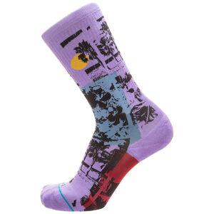 Foundation Habana Socken, violett / bunt, zoom bei OUTFITTER Online