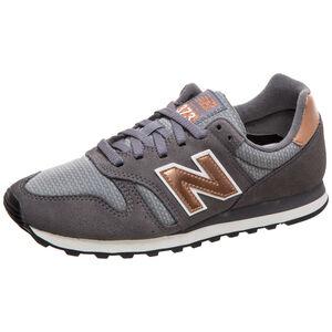 WL373-B Sneaker Damen, grau / bronze, zoom bei OUTFITTER Online
