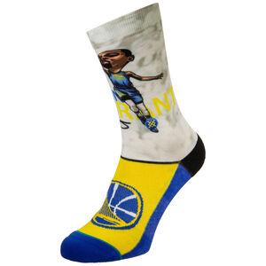 Kevin Durant Big Head Socken Herren, blau / weiß, zoom bei OUTFITTER Online