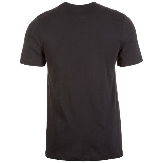 Just Do It Swoosh T-Shirt Herren, schwarz / weiß, zoom bei OUTFITTER Online