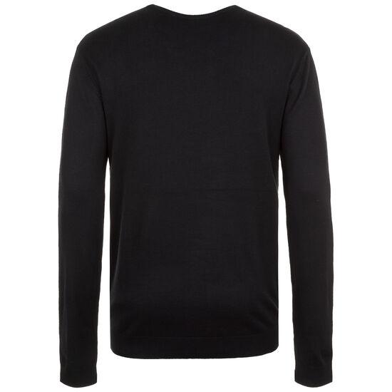 Sweater Longsleeve Herren, schwarz, zoom bei OUTFITTER Online