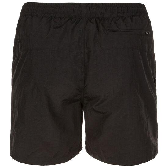 Block Swim Short Herren, schwarz, zoom bei OUTFITTER Online