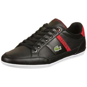 Chaymon Sneaker Herren, schwarz / rot, zoom bei OUTFITTER Online