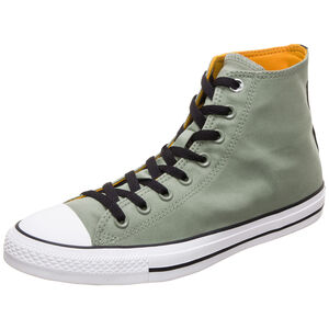 Chuck Taylor All Star Space Explorer High Top Sneaker, khaki / orange, zoom bei OUTFITTER Online
