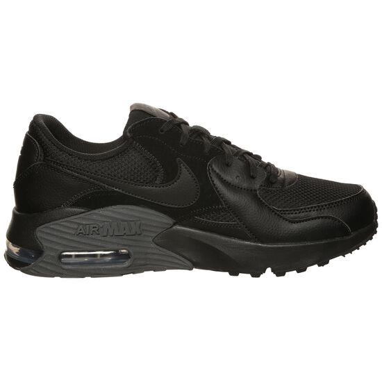 Air Max Excee Sneaker Herren, schwarz / dunkelgrau, zoom bei OUTFITTER Online