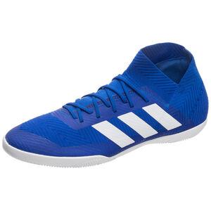 Nemeziz Tango 18.3 Indoor Fußballschuh Herren, Blau, zoom bei OUTFITTER Online