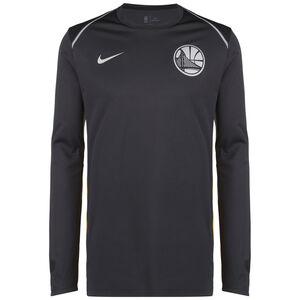 NBA Golden State Warriors Hyperelite Longsleeve Herren, schwarz / gelb, zoom bei OUTFITTER Online