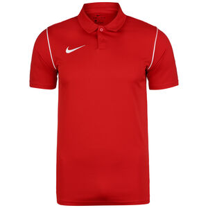 Park 20 Dry Poloshirt Herren, rot / weiß, zoom bei OUTFITTER Online