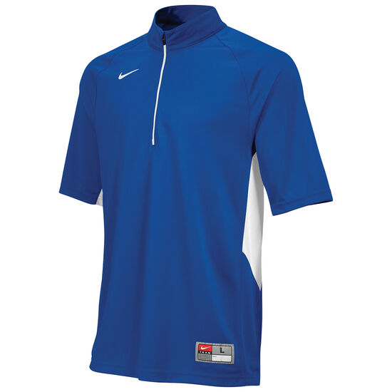 Stock Victory Shooting Trainingsshirt Herren, blau / weiß, zoom bei OUTFITTER Online