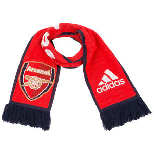 FC Arsenal Schal, rot / dunkelblau, zoom bei OUTFITTER Online
