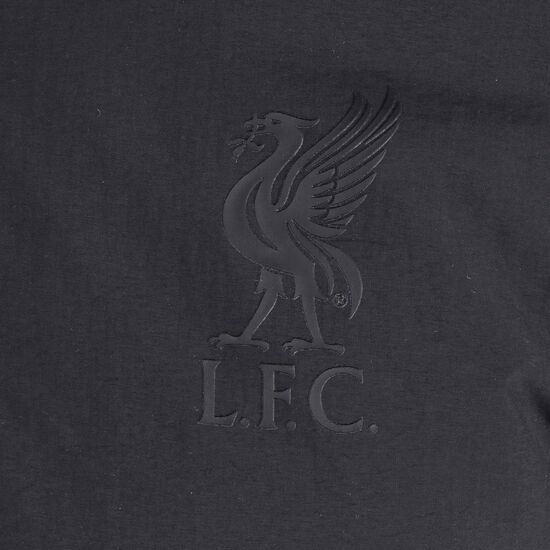 FC Liverpool Terrace Game Jacke Herren, schwarz / weiß, zoom bei OUTFITTER Online