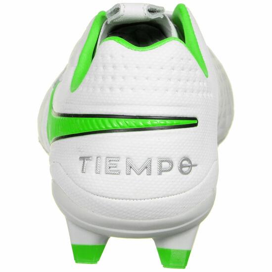 Tiempo Legend 8 Pro FG Fußballschuh Herren, weiß / grün, zoom bei OUTFITTER Online
