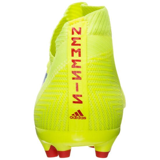 Nemeziz 18.3 AG Fußballschuh Herren, neongelb / blau, zoom bei OUTFITTER Online
