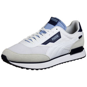 Future Rider Core Sneaker, weiß / blau, zoom bei OUTFITTER Online