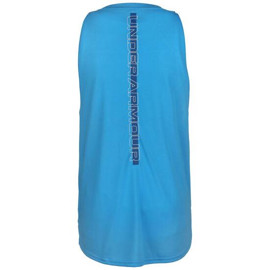 Baseline Performance Basketballtank Herren, blau / dunkelblau, zoom bei OUTFITTER Online