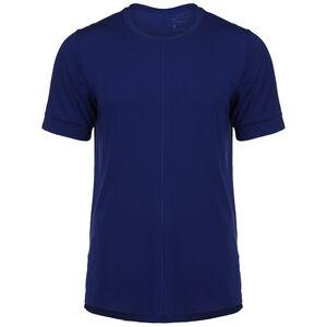 Dry Yoga Trainingsshirt Herren, blau, zoom bei OUTFITTER Online
