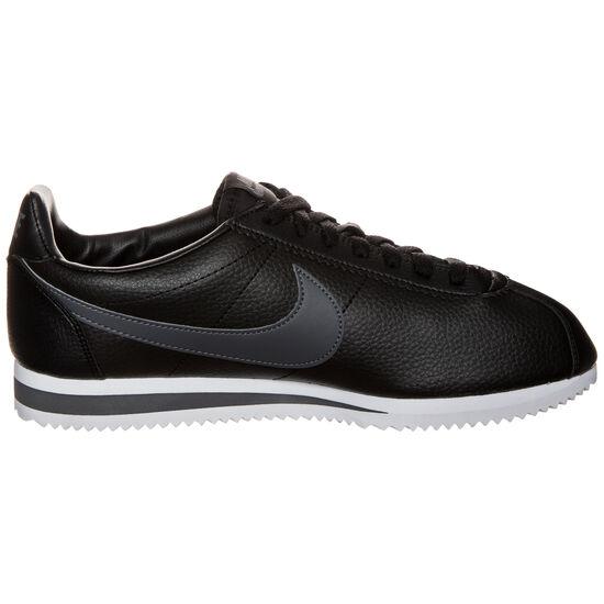 Classic Cortez Leather Sneaker Herren, Schwarz, zoom bei OUTFITTER Online