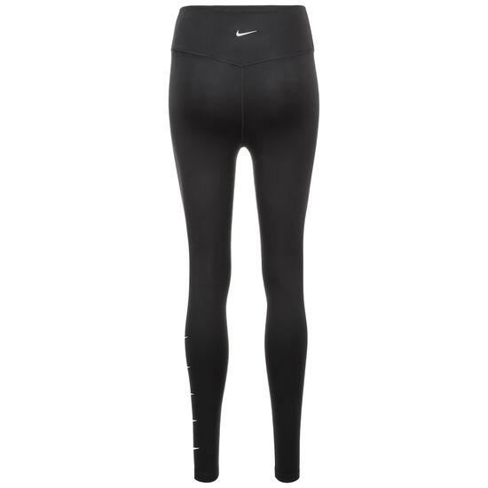 Swoosh Lauftights Damen, schwarz / weiß, zoom bei OUTFITTER Online