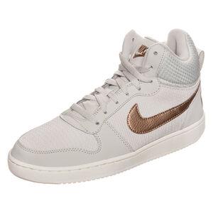 Court Borough Mid Premium Sneaker Damen, Grau, zoom bei OUTFITTER Online