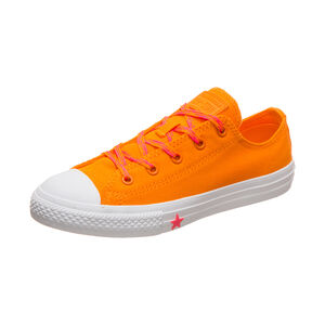 Chuck Taylor All Star OX Sneaker Kinder, orange / pink, zoom bei OUTFITTER Online