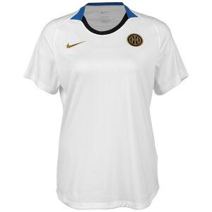 Inter Mailand Dri-FIT Trainingsshirt Damen, weiß / schwarz, zoom bei OUTFITTER Online
