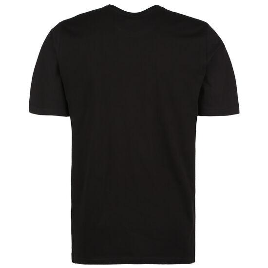 T-Shirt Herren, schwarz / bunt, zoom bei OUTFITTER Online