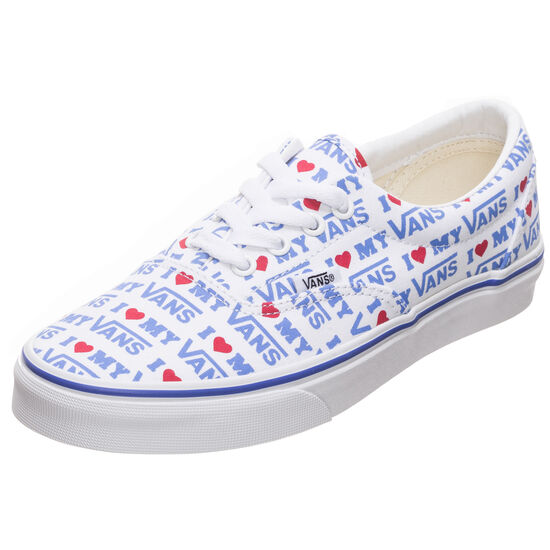 Era Sneaker Damen, weiß / blau, zoom bei OUTFITTER Online