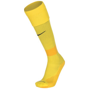 MatchFit Team Sockenstutzen, gelb / schwarz, zoom bei OUTFITTER Online