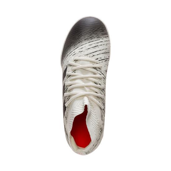 Nemeziz 18.3 TF Fußballschuh Kinder, weiß / schwarz, zoom bei OUTFITTER Online