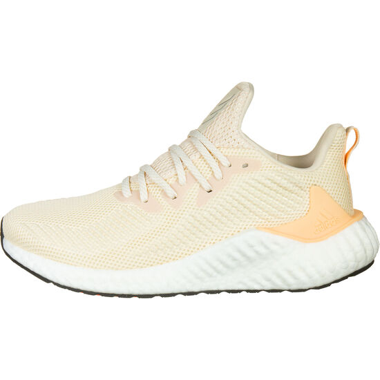 Alphaboost Laufschuh Damen, beige / orange, zoom bei OUTFITTER Online
