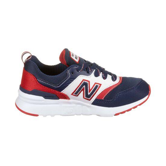 PR997-M Sneaker Kinder, blau / rot, zoom bei OUTFITTER Online