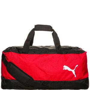 Pro Training II Sporttasche Medium, schwarz / rot, zoom bei OUTFITTER Online