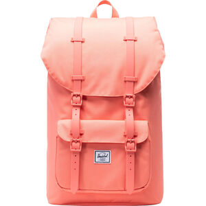 Little America Rucksack, lachs, zoom bei OUTFITTER Online