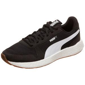 NRGY Neko Retro Sneaker Damen, schwarz / weiß, zoom bei OUTFITTER Online