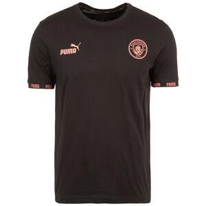Manchester City FtblCulture T-Shirt Herren, schwarz / rosa, zoom bei OUTFITTER Online