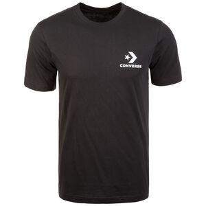 Left Chest Star Chevron T-Shirt Herren, schwarz, zoom bei OUTFITTER Online
