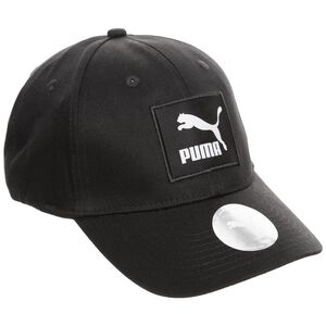 Archive Logo Label Strapback Cap, schwarz, zoom bei OUTFITTER Online