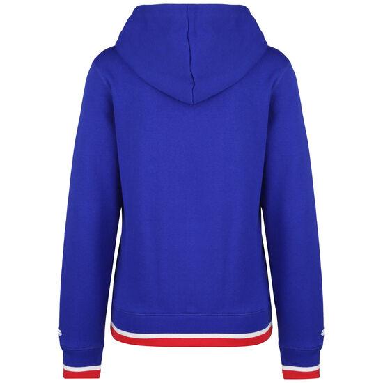 NFL New York Giants Fleece Kapuzenpullover Damen, blau / rot, zoom bei OUTFITTER Online