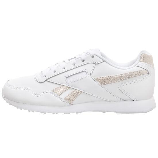 Royal Glide Sneaker Damen, weiß / gold, zoom bei OUTFITTER Online