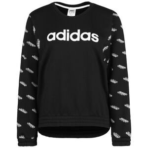 Favorites Sweatshirt Damen, schwarz / weiß, zoom bei OUTFITTER Online